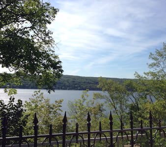Keuka Lake private guest suite - Hammondsport - Casa