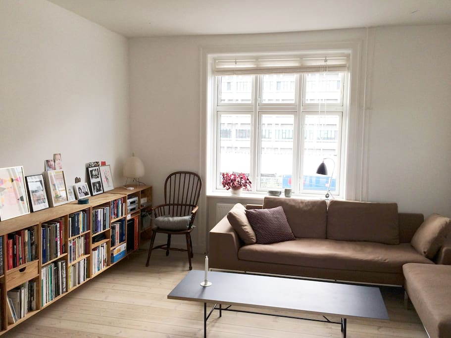 Our cozy home - in the central CPH