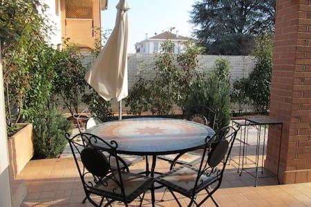Beautiful apartment with Garden - Bernareggio - Lägenhet