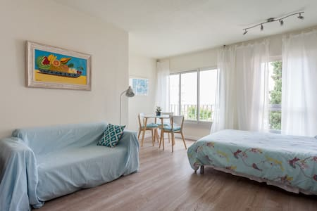 beautiful harbor view studio  - Agde - Apartment