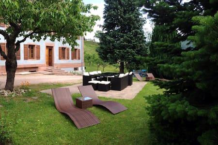 """Gîte """"Le vieux' ruisseau""""sauna wif - Lapoutroie"""
