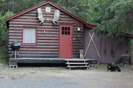 Kenai Lake Cabin #2 - Kisház