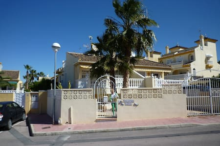 Vila Benijofar Španělsko  2/2 ground floor - House