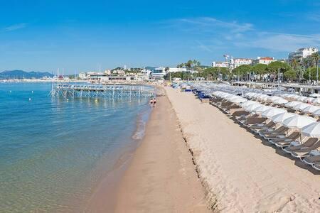 Apartement Sud**** Croisette Cannes