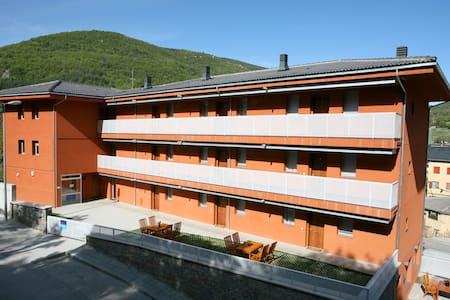 Apartamento La Faiada - El Pont de Suert - Wohnung