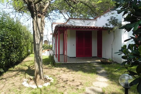 Villa con giardino Baia Domitia - Baia Felice - Vila