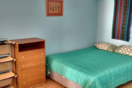 Amazing private bedroom for 2. - San Pedro de Atacama, Región de Antofagasta, CL - Bed & Breakfast