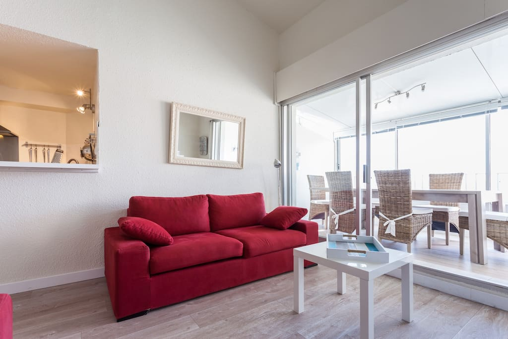 4-bedroom harbor view Le Cap D'Agde