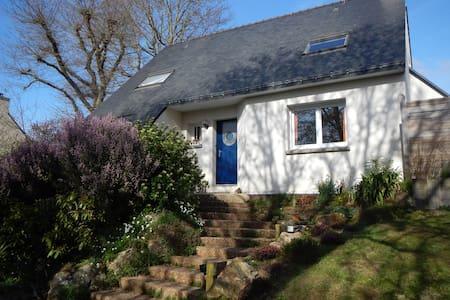 Maison proche du golfe du Morbihan - Rumah
