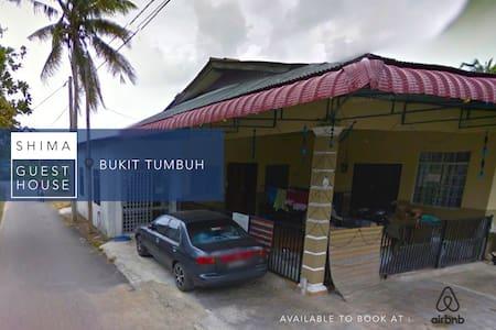 SHIMA GUESTHOUSE: Merdeka Gateway - Kuala Terengganu - Casa