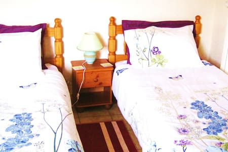 Twin room - 2 single beds