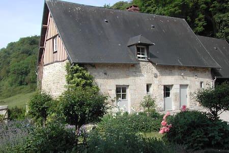 maison dans  parc Manoir desrocques - Casa