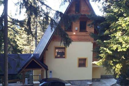 Villa Franka - Vlašić: Apartment 3 - Lakás