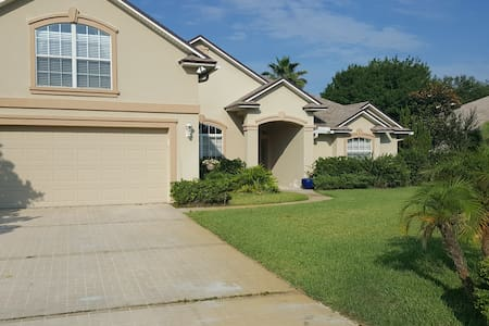 St. Augustine Golf Community home - Huis