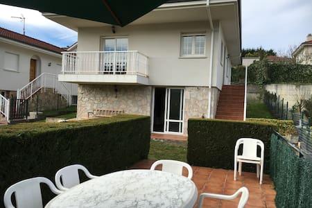 Casa y txoko ideal para familias - Haus