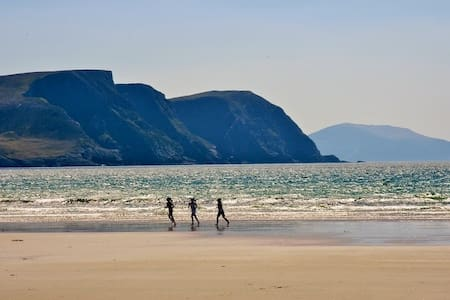 Achill B & B - Keel/Blue flag beach - Achill - Bed & Breakfast