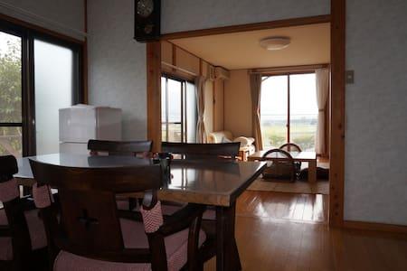 Azumino-Ikeda guesthouse - Ikeda-machi - House