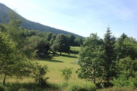 Proximité du lac d'aiguebelette - Attignat-Oncin - Huoneisto