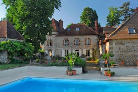 Domaine de Serrigny - Vandenesse-en-Auxois - Bed & Breakfast