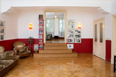 Red B&B apartment in Red House Center for Culture - Sofía