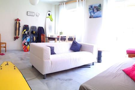 private room in Kite / Surf house