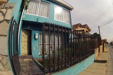 acogedora casa cerca del mar - Rumah