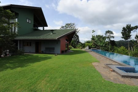 Tranquility-2 rooms available/Clean/relaxing - Kandy - Bed & Breakfast