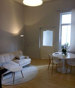 Nice and Full Furnished Flat 50M2 - Ixelles - Lejlighed