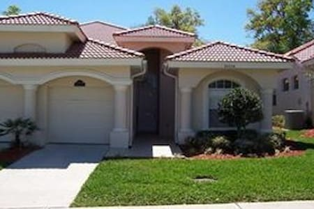 3 Bed/2 Bath Villa in Gated Communi - Dade City - Villa