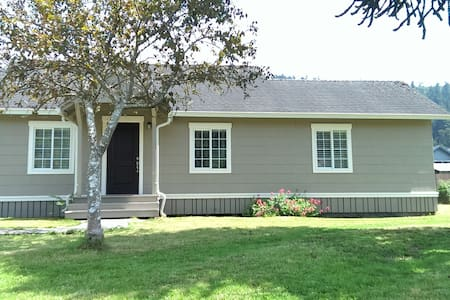 Redwood Creek Cottage - Ev