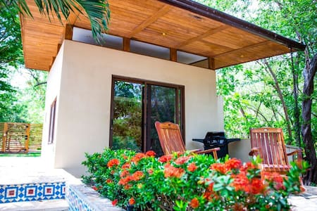 Cozy Casita- On river near beach - Rivas