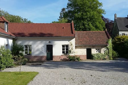 Farmhouse, exceptional surrounding - Bours - House