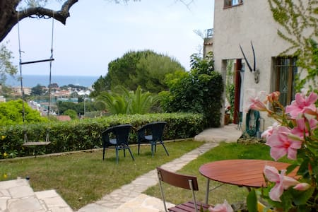 Antibes Sea-view 1 bedroom Studio