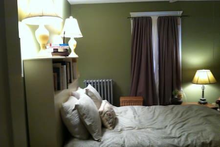 Boston Area - North Shore - Comfort/Quiet/Friendly - Dům