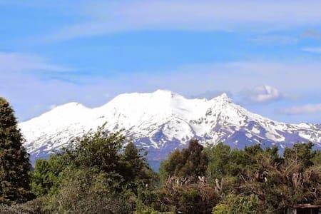 Ohakune Mountain Retreat-sngle room - Banglo