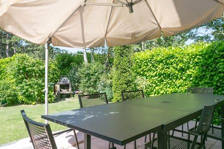 Family house in Geneva for 8 people. - Hus