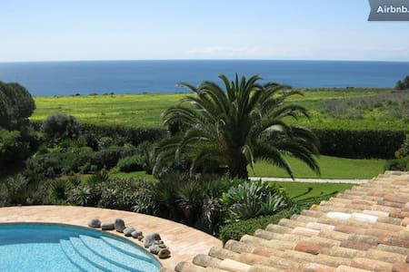 Cliff-top quinta - Tower Room - Lagos - Bed & Breakfast