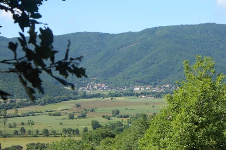 On the borders of Umbria /Tuscany - Lisciano Niccone - Apartment