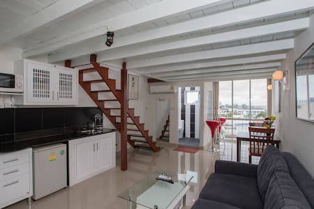 (P9256) Duplex Sea view for 2 - Appartement