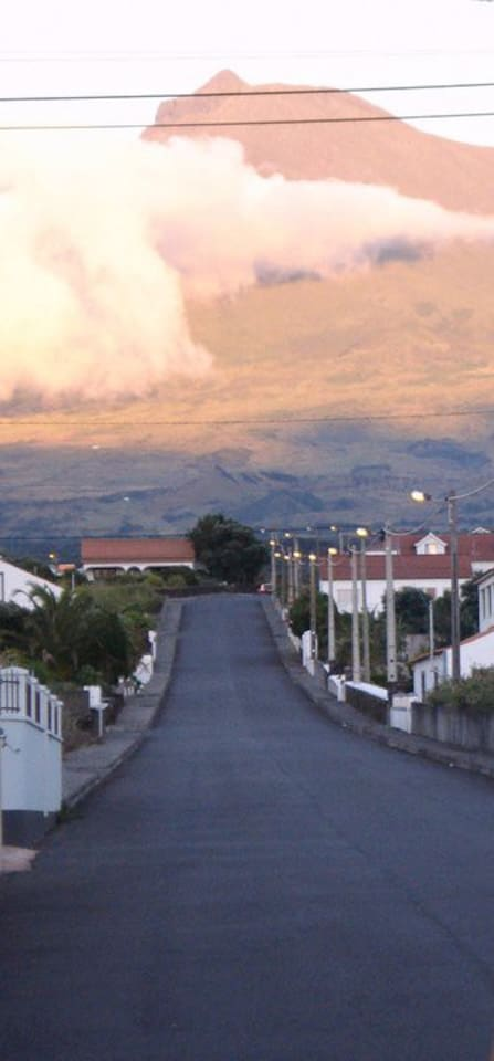 Street of the house