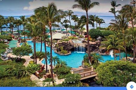 Marriott Maui Ocean Club Condo - コンドミニアム