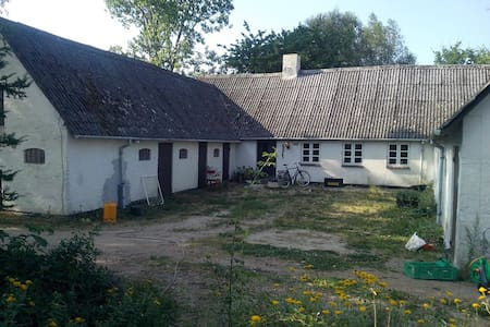 Small farmhouse in beautiful area