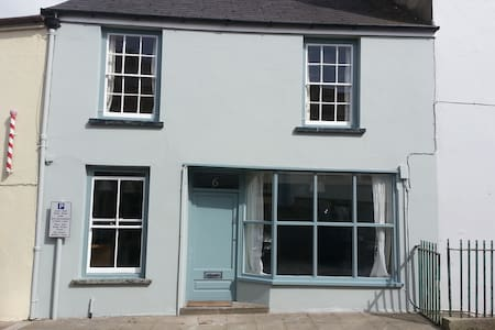 6 Hill Street, Haverfordwest, Pembs - Haverfordwest