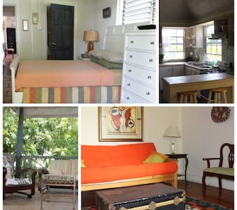 """The Breadfruit""-One Bedroom Apt. - Apartamento"