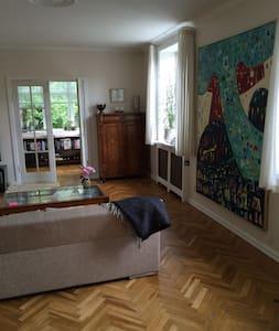 Dejlig familie bolig - Risskov - Casa