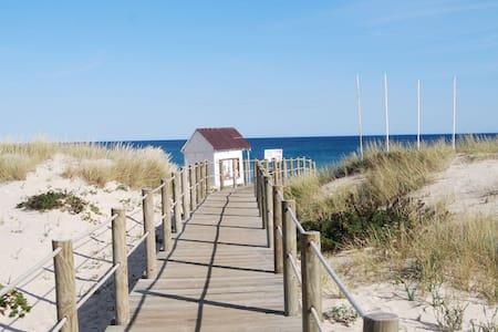casa de praia c/ vista deslumbrante - Maison