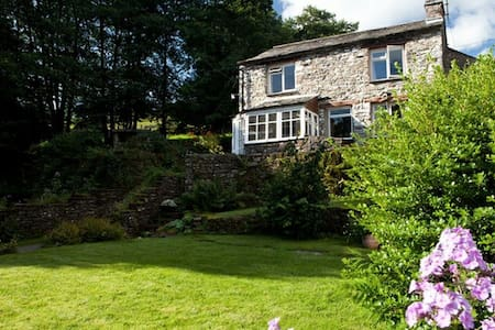 MILL COTTAGE, Sedbergh, South Lakes/Dales Border - Sedbergh,  - House