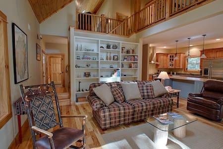 Adirondack Home Near Sagamore Golf - House