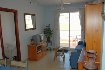 Apartment 150m from the beach (Ref. VFT/AL/00098) - Roquetas de Mar - Appartamento