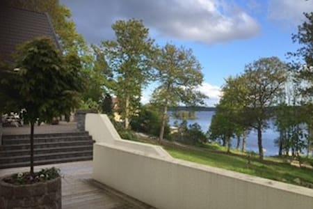 Sjönära modern lägenhet - Lerum N - Apartament